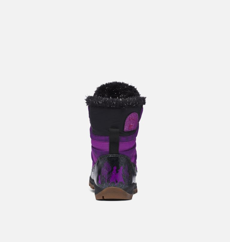 Disney X Sorel Children's Whitney™ Short Frozen 2 Boot –Anna Edition Disney X Sorel Children's Whitney™ Short Frozen 2 Boot –Anna Edition, back