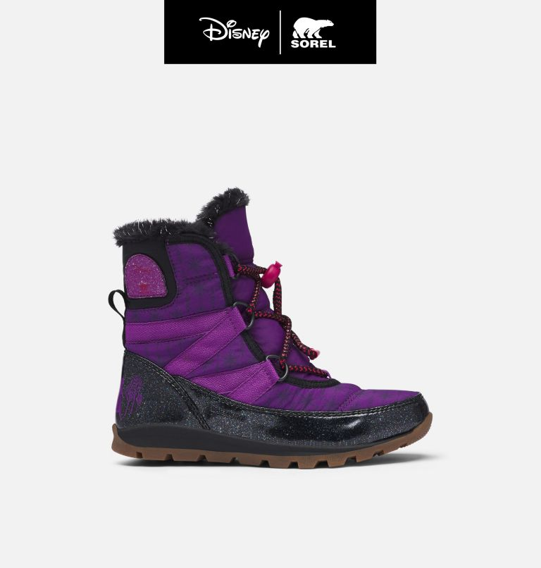 Disney X Sorel Children's Whitney™ Short Frozen 2 Boot –Anna Edition Disney X Sorel Children's Whitney™ Short Frozen 2 Boot –Anna Edition, front