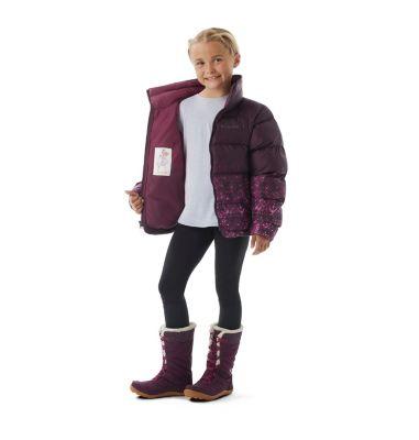 Girls' Disney Anna Puffer Jacket   Columbia Sportswear