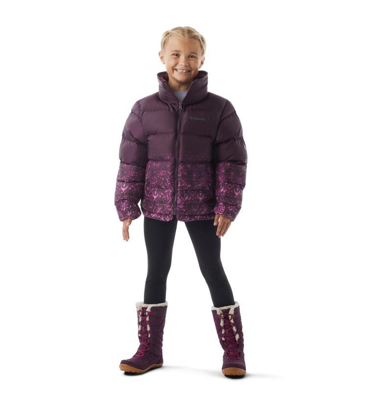 Girls' Disney Anna Puffer Jacket Girls' Disney Anna Puffer Jacket, a2