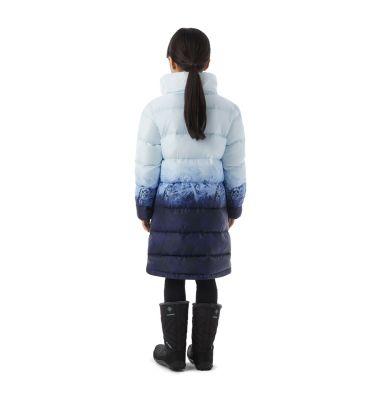 Girls' Disney Elsa Long Puffer Jacket | Columbia Sportswear
