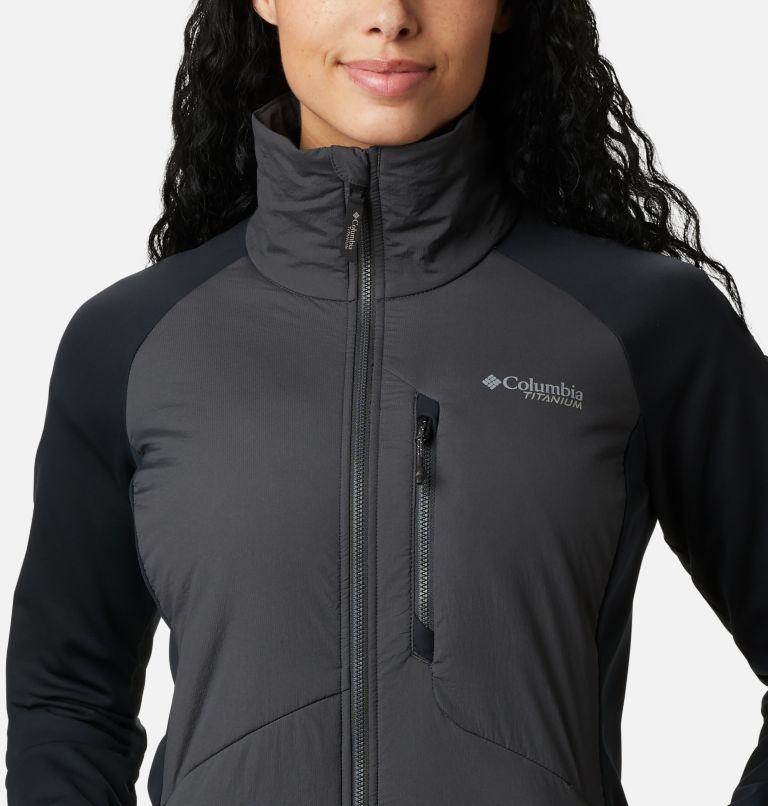Women's Peak Pursuit™ Hybrid Midlayer Jacket Women's Peak Pursuit™ Hybrid Midlayer Jacket, a2