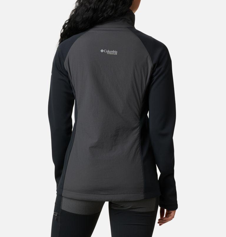Women's Peak Pursuit™ Hybrid Midlayer Jacket Women's Peak Pursuit™ Hybrid Midlayer Jacket, back