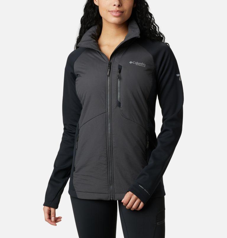 Women's Peak Pursuit™ Hybrid Midlayer Jacket Women's Peak Pursuit™ Hybrid Midlayer Jacket, front