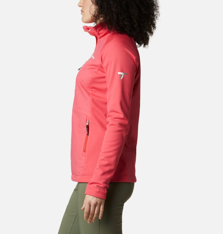 Women's Peak Pursuit™ Hybrid Midlayer Jacket Women's Peak Pursuit™ Hybrid Midlayer Jacket, a1