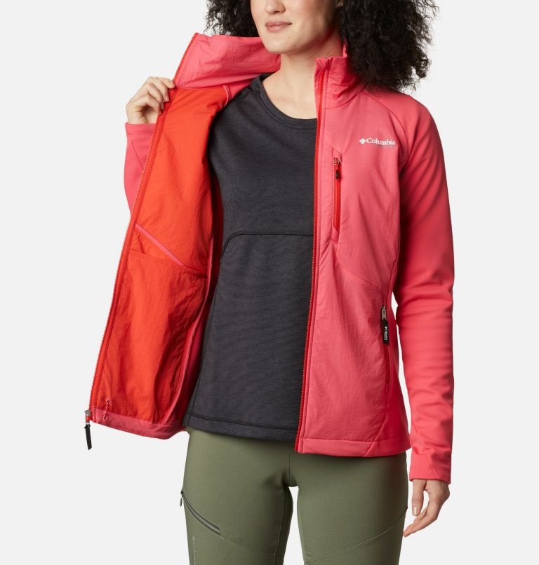 Women's Peak Pursuit™ Hybrid Midlayer Jacket Women's Peak Pursuit™ Hybrid Midlayer Jacket, a3