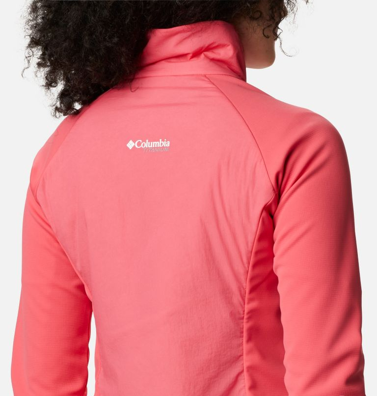 Women's Peak Pursuit™ Hybrid Midlayer Jacket Women's Peak Pursuit™ Hybrid Midlayer Jacket, a4