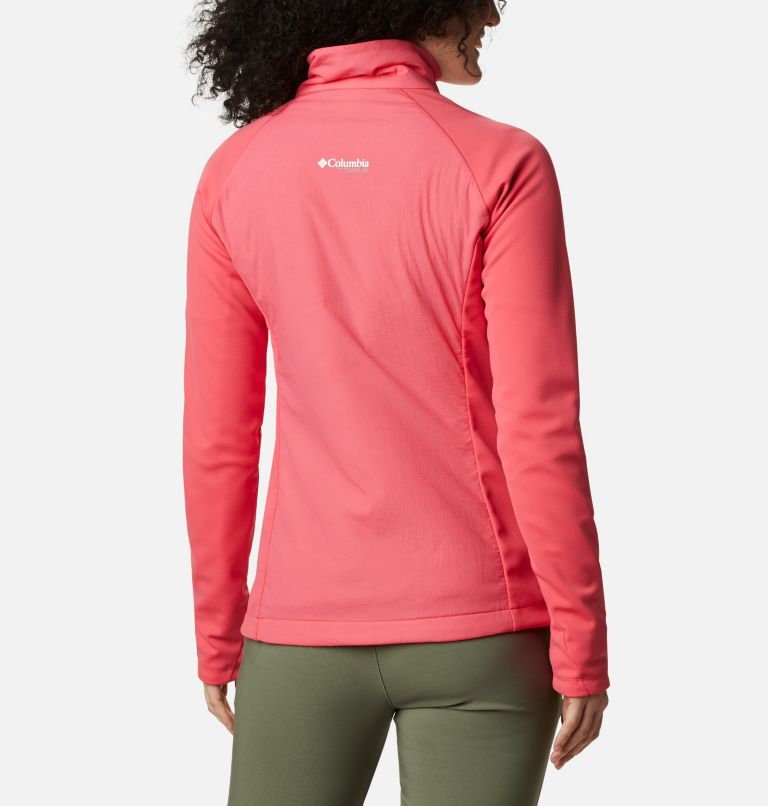 Women's Peak Pursuit™ Hybrid Midlayer Jacket Women's Peak Pursuit™ Hybrid Midlayer Jacket, back