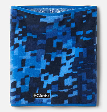 Kids' Frosty Trail™ Omni-Heat™ Gaiter Frosty Trail™ Youth Gaiter | 575 | L/XL, Bright Indigo Weave, front
