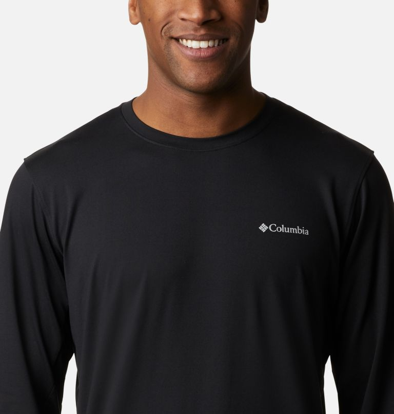 Men's Tech Trail™ Long Sleeve Crew II Shirt Men's Tech Trail™ Long Sleeve Crew II Shirt, a2
