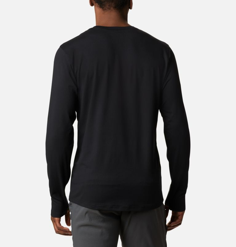 Men's Tech Trail™ Long Sleeve Crew II Shirt Men's Tech Trail™ Long Sleeve Crew II Shirt, back