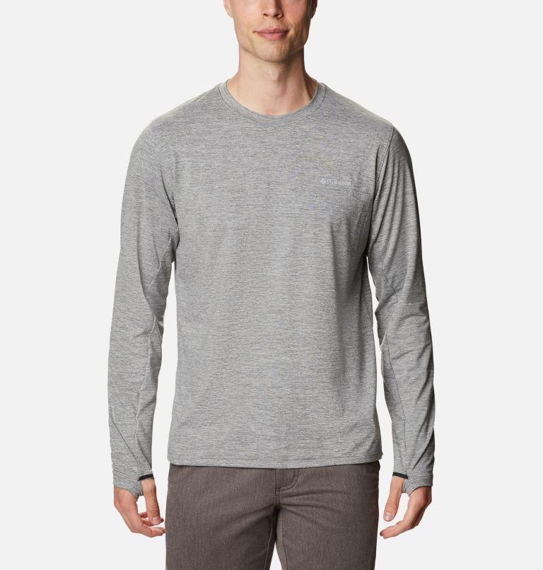 Men's Tech Trail™ Long Sleeve Crew II Shirt Men's Tech Trail™ Long Sleeve Crew II Shirt, front