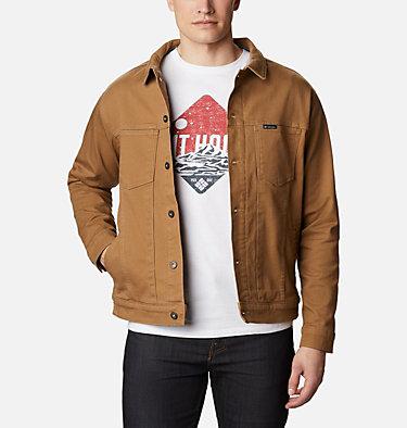 Men's Flare Gun™ Trucker Jacket Flare Gun™ Trucker Jacket | 010 | M, Delta Twill, front