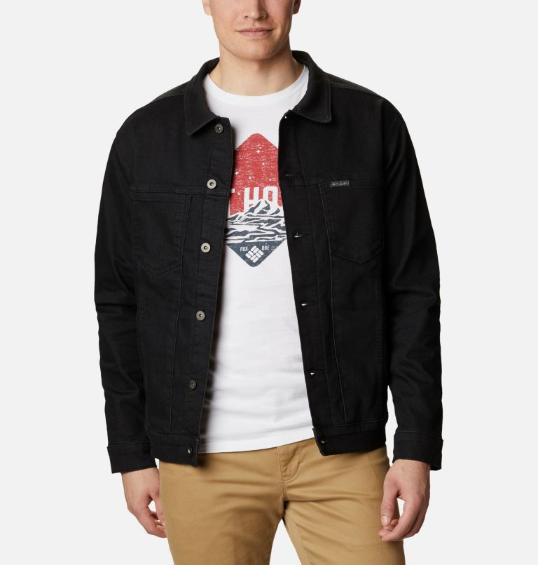 Men's Flare Gun™ Trucker Jacket - Big Men's Flare Gun™ Trucker Jacket - Big, front
