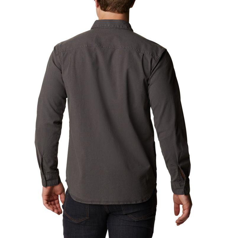 Men's Flare Gun™ Canvas Shirt Men's Flare Gun™ Canvas Shirt, back