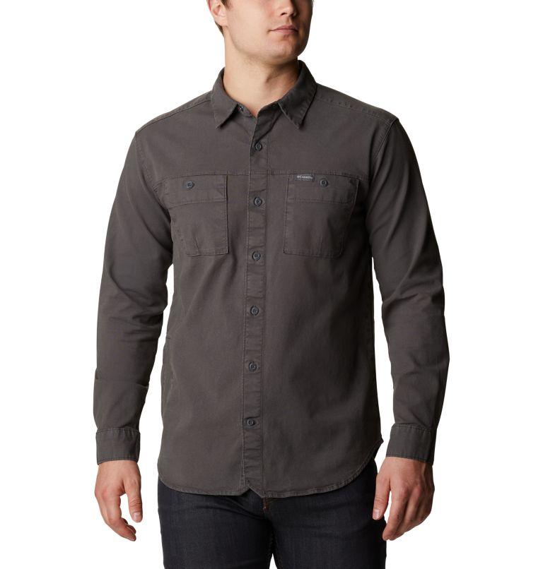 Men's Flare Gun™ Canvas Shirt Men's Flare Gun™ Canvas Shirt, front