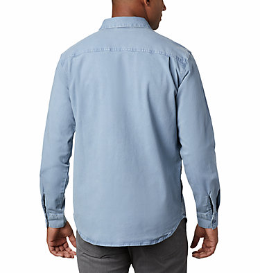 Men's Flare Gun™ Canvas Shirt Flare Gun™ Canvas Shirt | 449 | S, Bluestone, back