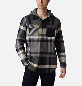 Men's Flare Gun™ Stretch Flannel Hoodie