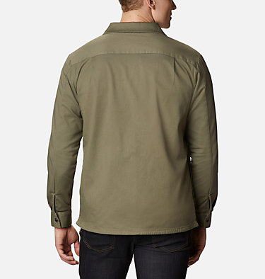 Men's Rugged Ridge™ Shirt Jacket Rugged Ridge™ Shirt Jacket | 010 | XL, Stone Green, back