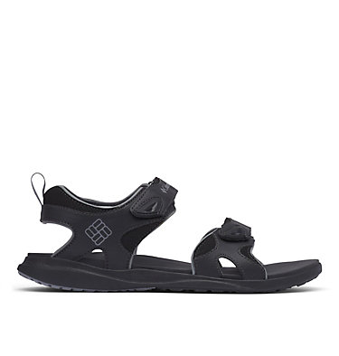 Men's Columbia™ Ankle Strap Sandal COLUMBIA™ 2 STRAP | 231 | 10, Black, Ti Grey Steel, front