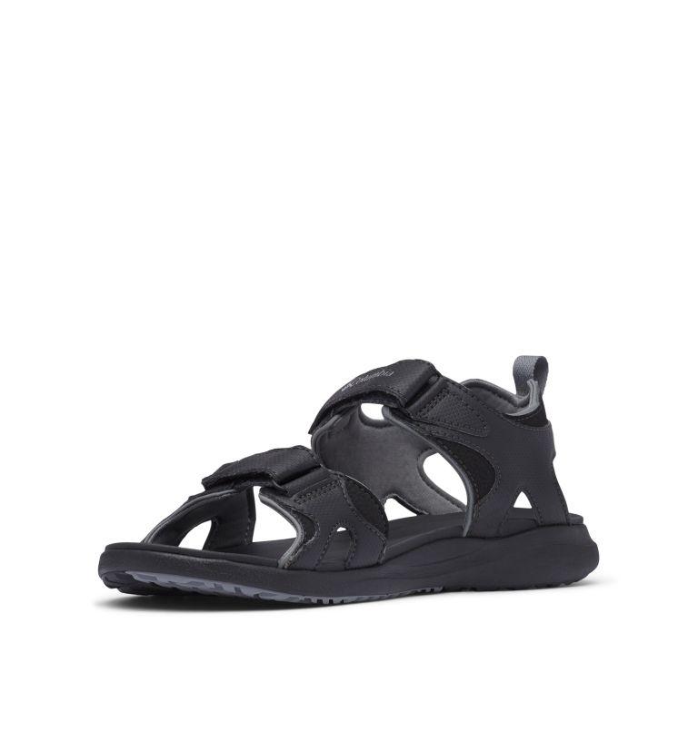 COLUMBIA™ 2 STRAP | 010 | 12 Men's Columbia™ Ankle Strap Sandal, Black, Ti Grey Steel