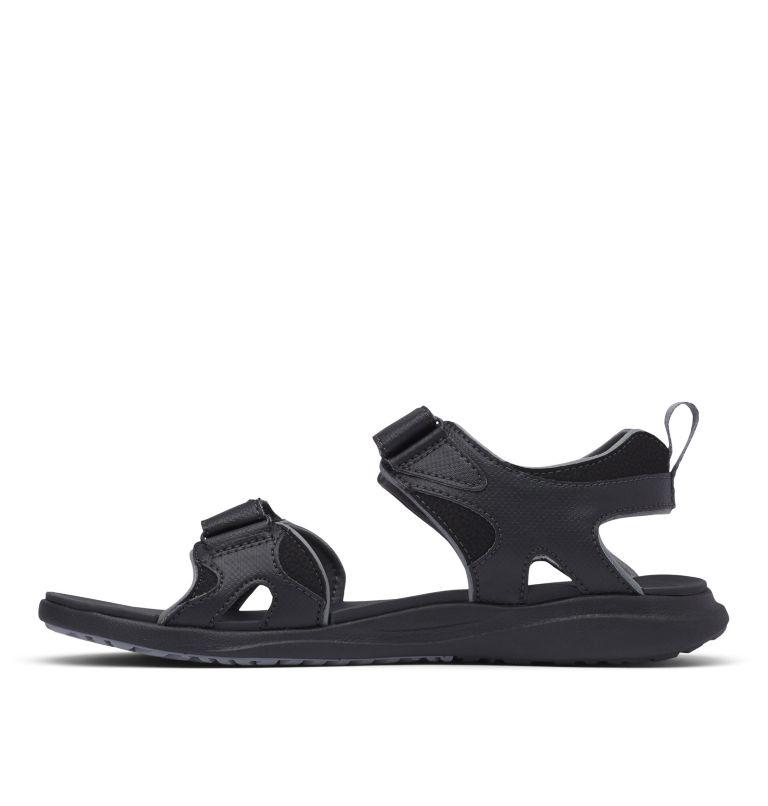 COLUMBIA™ 2 STRAP | 010 | 12 Men's Columbia™ Ankle Strap Sandal, Black, Ti Grey Steel, medial