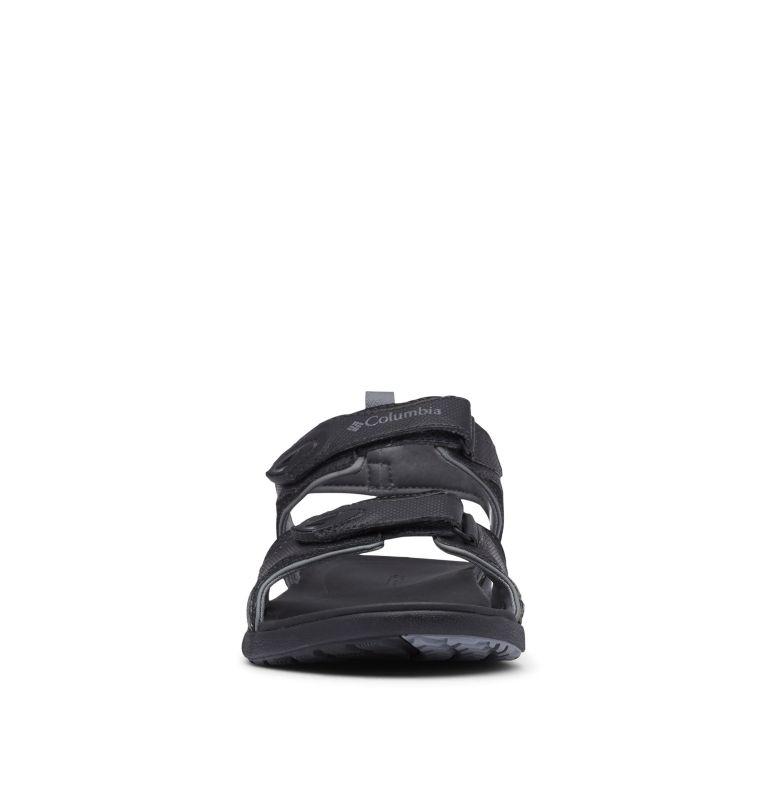 COLUMBIA™ 2 STRAP | 010 | 12 Men's Columbia™ Ankle Strap Sandal, Black, Ti Grey Steel, toe