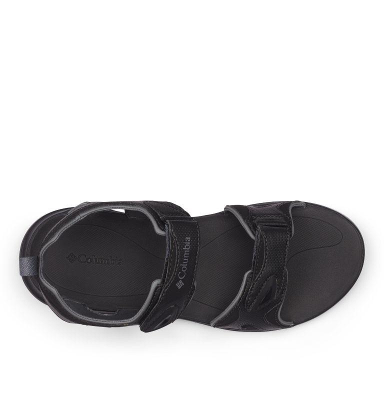 COLUMBIA™ 2 STRAP | 010 | 12 Men's Columbia™ Ankle Strap Sandal, Black, Ti Grey Steel, top