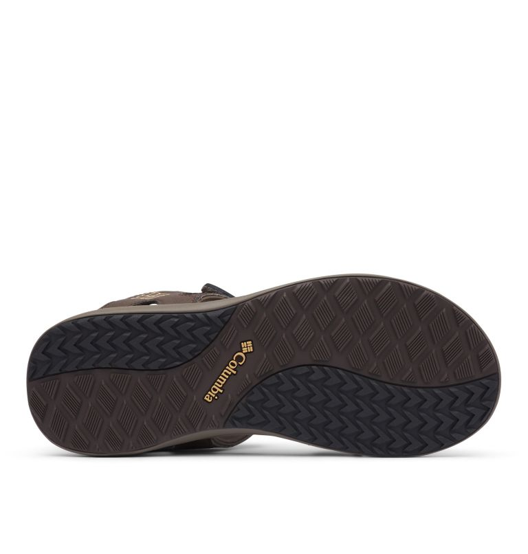 COLUMBIA™ 2 STRAP | 231 | 14 Men's Columbia™ Ankle Strap Sandal, Cordovan, Curry