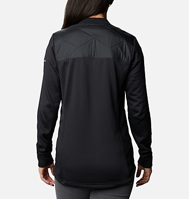 Manteau hybride à fermeture éclair Piney Ridge™ pour femme Piney Ridge™ Hybrid FZ | 397 | L, Black, back