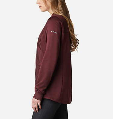Women's Piney Ridge™ Hybrid Full Zip Jacket Piney Ridge™ Hybrid FZ | 397 | L, Malbec, a1
