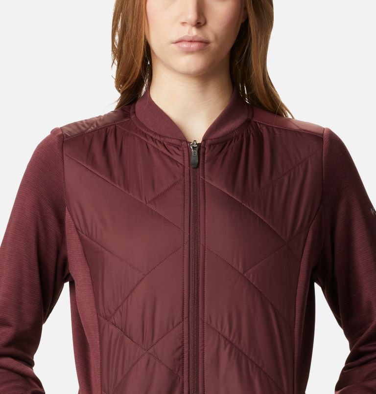 Women's Piney Ridge™ Hybrid Full Zip Jacket Women's Piney Ridge™ Hybrid Full Zip Jacket, a2