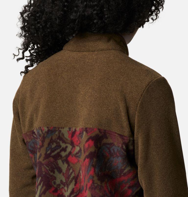 Women's Benton Springs™ Printed Half Snap Fleece Pullover Women's Benton Springs™ Printed Half Snap Fleece Pullover, a3