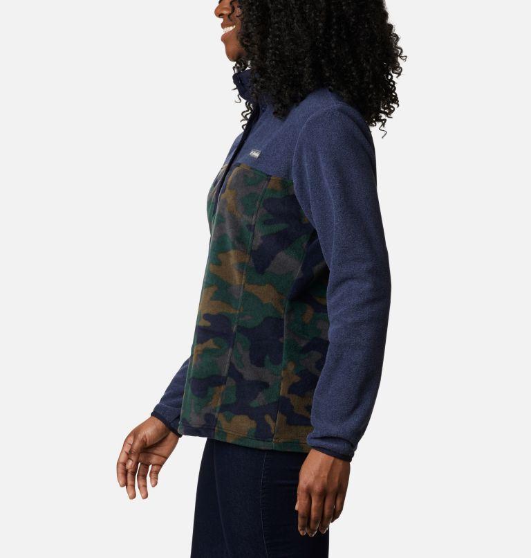 Women's Benton Springs™ Printed Half Snap Fleece Pullover Women's Benton Springs™ Printed Half Snap Fleece Pullover, a1