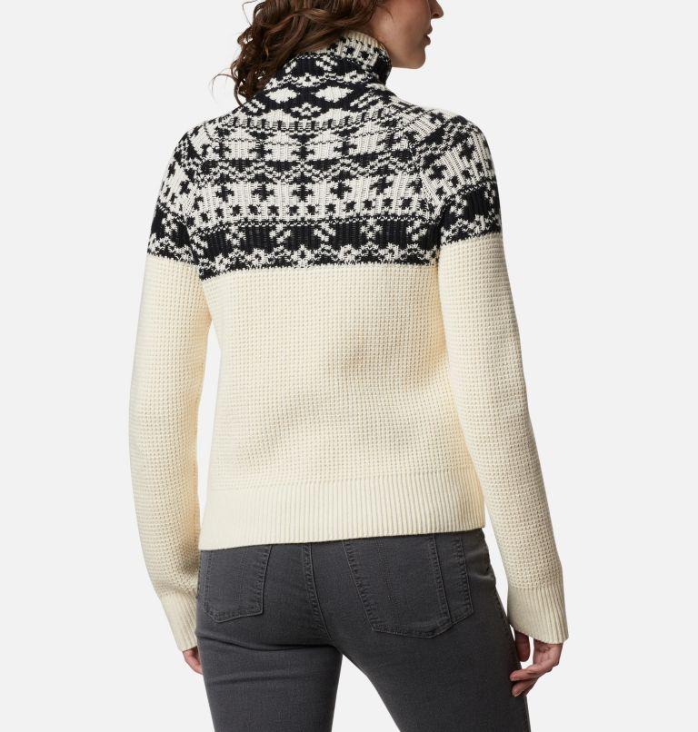 Women's Pine Street™ Jacquard Pullover Shirt Women's Pine Street™ Jacquard Pullover Shirt, back