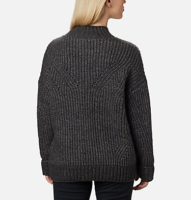 Women's Pine Street™ Sweater Pine Street™ Sweater | 191 | L, Shark Heather, back