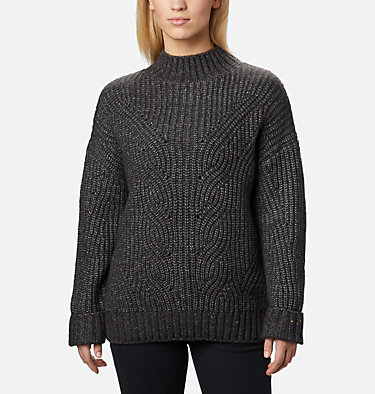 Chandail Pine Street™ pour femme Pine Street™ Sweater | 191 | L, Shark Heather, front