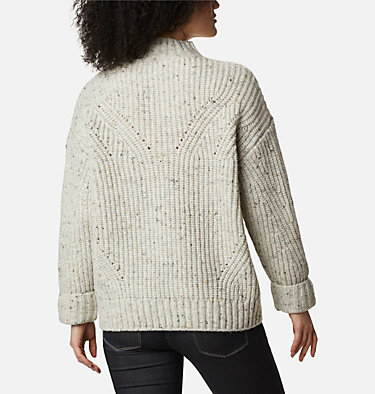 Chandail Pine Street™ pour femme Pine Street™ Sweater | 191 | L, Chalk Heather, back