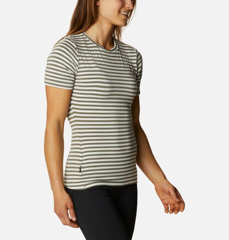 Women's Essential Elements™ Striped Short Sleeve Shirt Women's Essential Elements™ Striped Short Sleeve Shirt, a3
