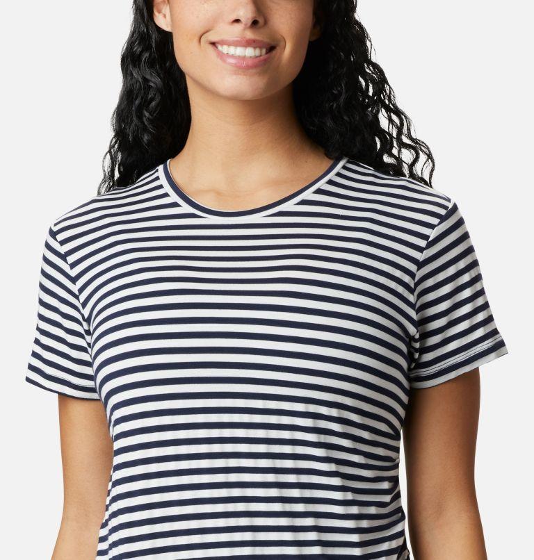 Women's Essential Elements™ Striped Short Sleeve Shirt Women's Essential Elements™ Striped Short Sleeve Shirt, a2
