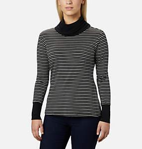 Women's Essential Elements™ Striped Long Sleeve Shirt