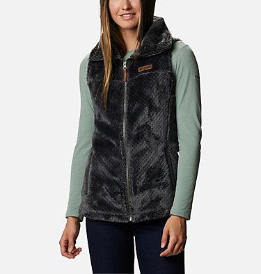 Women's Fire Side™ Sherpa Vest Fire Side™ Sherpa Vest | 248 | L, Shark, front