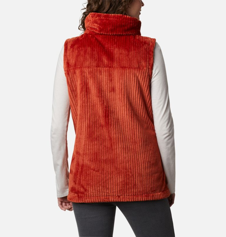 Women's Fire Side™ Sherpa Vest Women's Fire Side™ Sherpa Vest, back
