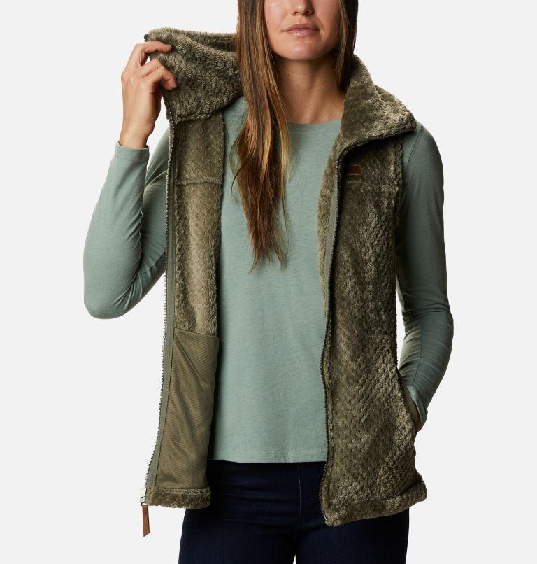 Women's Fire Side™ Sherpa Vest Women's Fire Side™ Sherpa Vest, a3