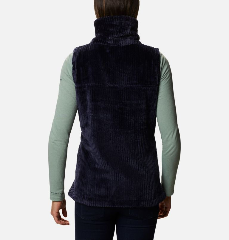 Women's Fire Side™ Sherpa Vest Women's Fire Side™ Sherpa Vest, back