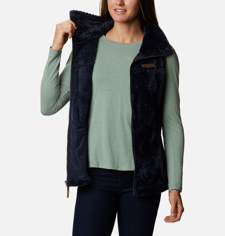 Women's Fire Side™ Sherpa Vest Women's Fire Side™ Sherpa Vest, a3