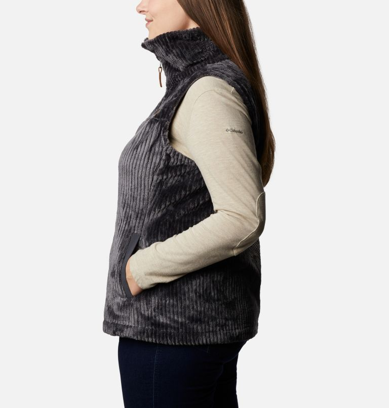 Women's Fire Side™ Sherpa Vest - Plus Size Women's Fire Side™ Sherpa Vest - Plus Size, a1