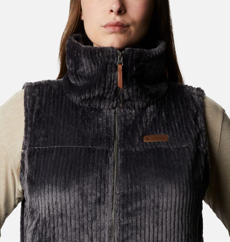 Women's Fire Side™ Sherpa Vest - Plus Size Women's Fire Side™ Sherpa Vest - Plus Size, a2
