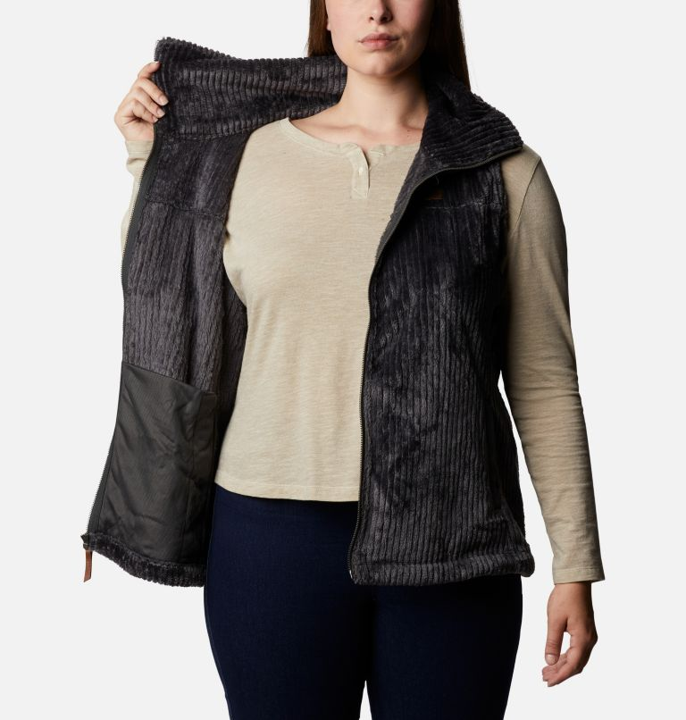 Women's Fire Side™ Sherpa Vest - Plus Size Women's Fire Side™ Sherpa Vest - Plus Size, a3