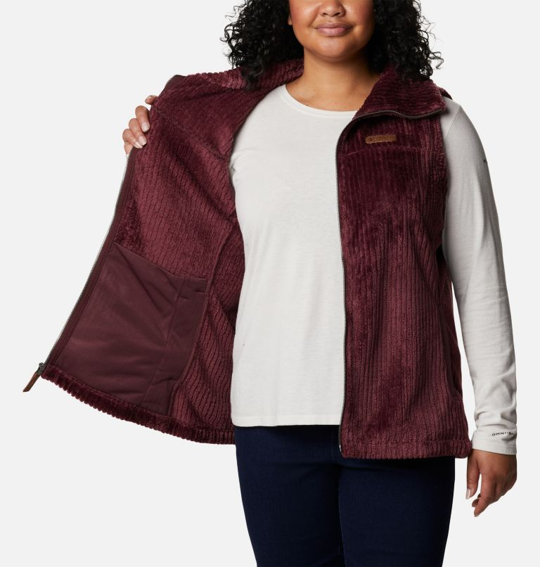 Veste en Sherpa Fire Side™ pour femme - Grandes tailles Veste en Sherpa Fire Side™ pour femme - Grandes tailles, a3